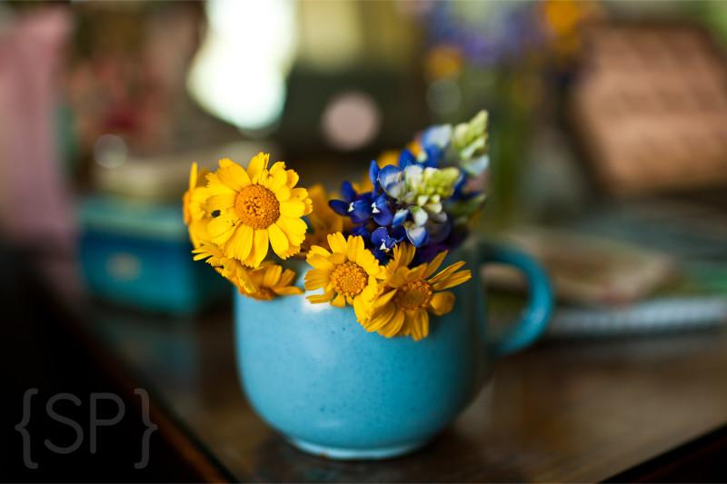 Wildflower bouquet!