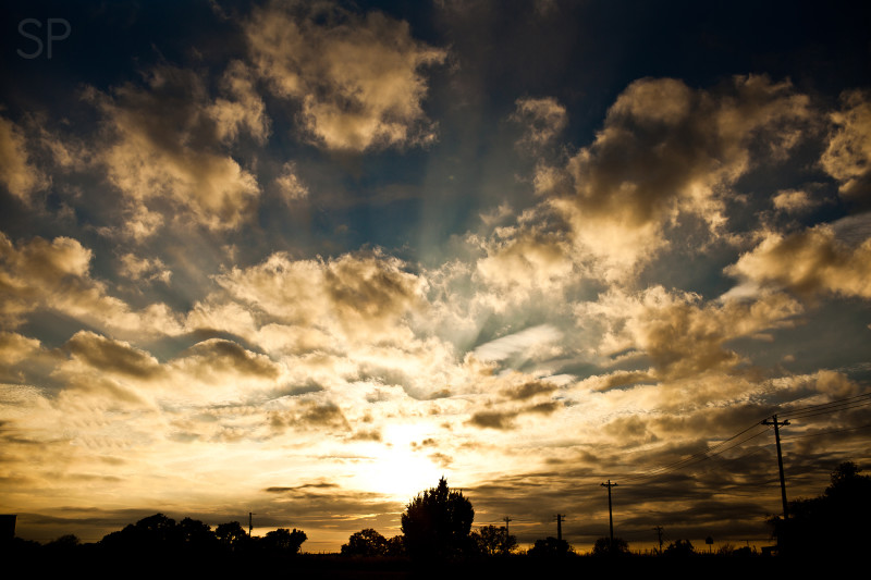 Fall Sunset 11.9.13 SHILOH PHOTOGRAPHY