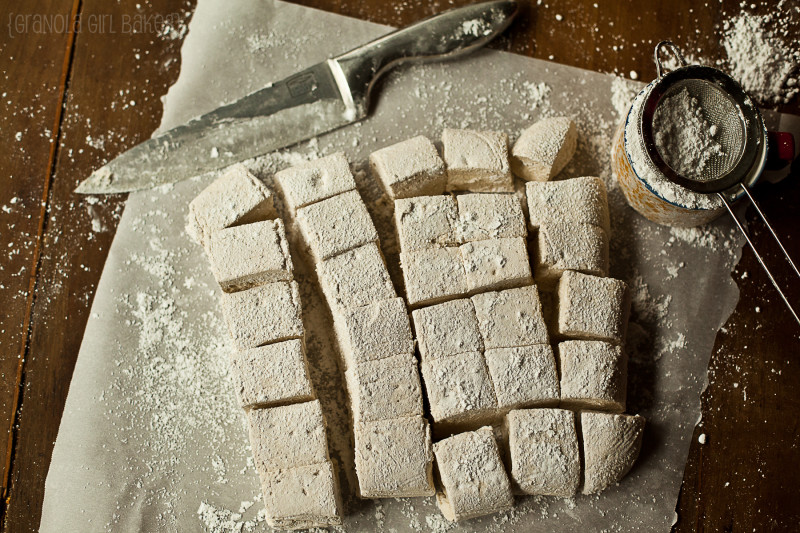 Marshmellows GRANOLA GIRL BAKES 2
