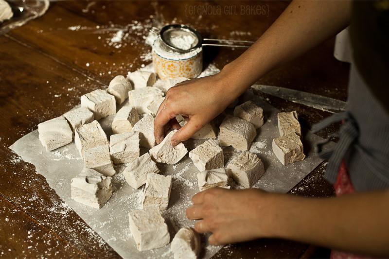 Marshmellows GRANOLA GIRL BAKES 4