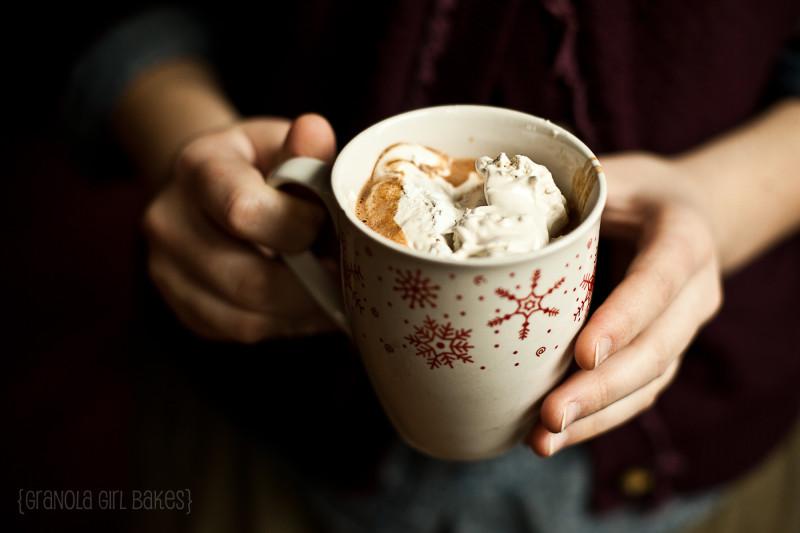 Marshmellows GRANOLA GIRL BAKES