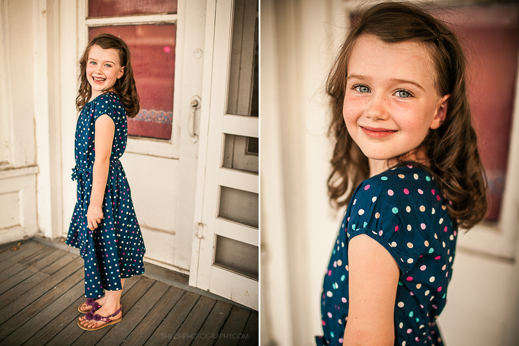 Bekah turns 6 || Shiloh Photography
