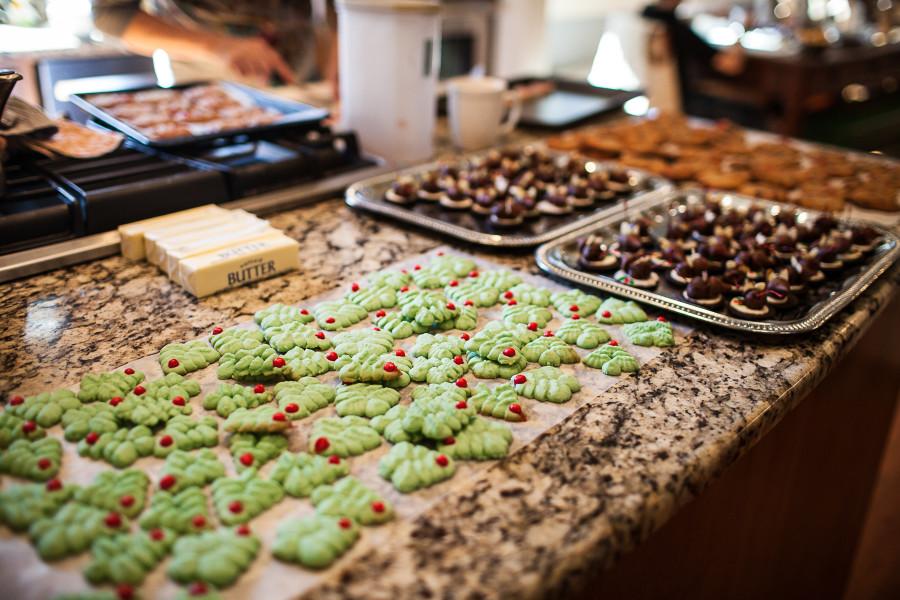 SP || Christmas Cookies 15.8