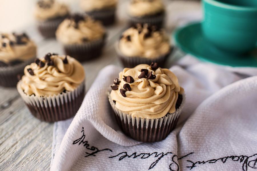 mochaccino Cupcakes 1 || GOG